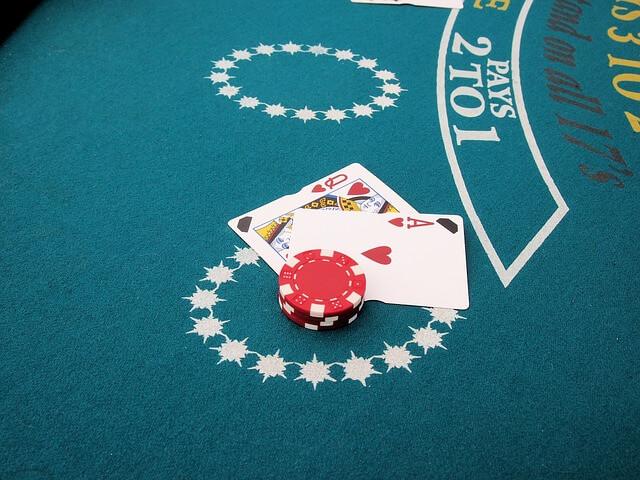 blackjack spelregler
